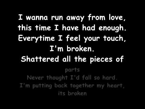 Leona Lewis   Broken Lyrics