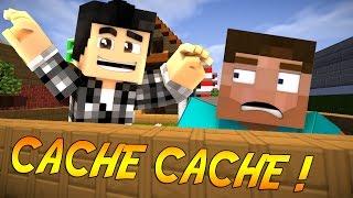 Video CACHE CACHE MINECRAFT LE RETOUR DES TRICHEURS ! | Hide and Seek | Minecraft MP3, 3GP, MP4, WEBM, AVI, FLV Oktober 2017