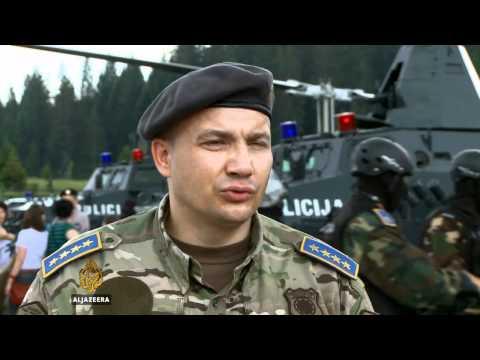 Elitni specijalci iz regiona na Igmanu - Al Jazeera Balkans