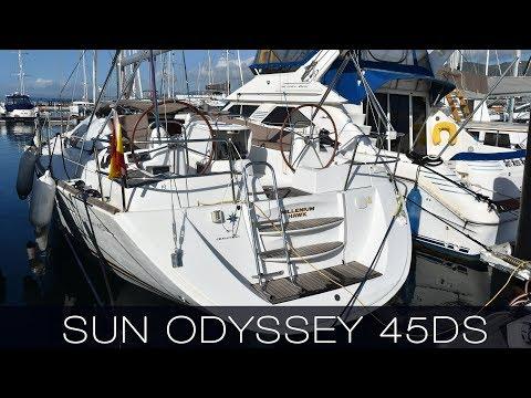 Video Sun Odyssey 45DS