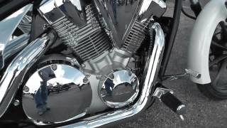 7. 000302 - 2011 Honda Fury VT1300CX - Used Motorcycle For Sale