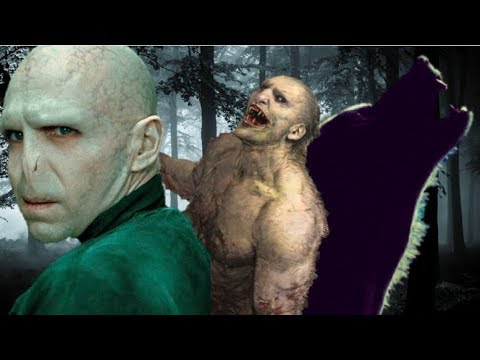 Why Did Voldemort Ally Himself With Fenrir Greyback If He Hated Halfbreeds?