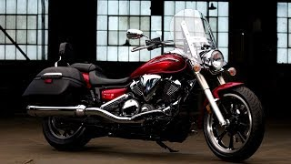 10. 2018 Star Motorcycles V Star 950 Tourer