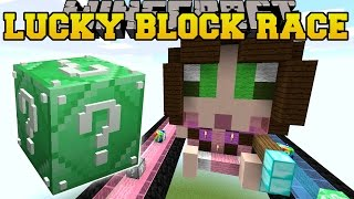 Video Minecraft: EPIC SO MANY LUCKY BLOCKS RACE - Lucky Block Mod - Modded Mini-Game MP3, 3GP, MP4, WEBM, AVI, FLV Juli 2018