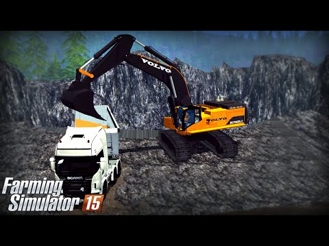 Bjorn Holm Mining and Construction Economy v1.2