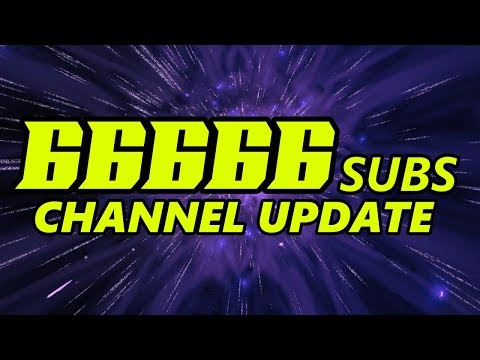 66666 subscribers video | Channel Update #1 - Thời lượng: 114 giây.