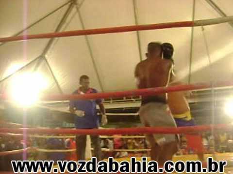 Luta de Boxe - Santo Antonio de Jesus