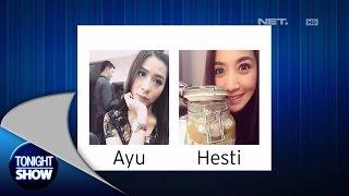 Video Kemiripan Ayu Hastari dengan Hesti Purwadinata MP3, 3GP, MP4, WEBM, AVI, FLV April 2018