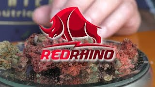 FRIED DAY RERUN-Marijuana Monday RED RHINO from VIMEO! by Urban Grower