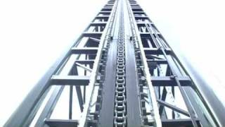 SAW The Ride - On Ride Footage - THORPE PARK