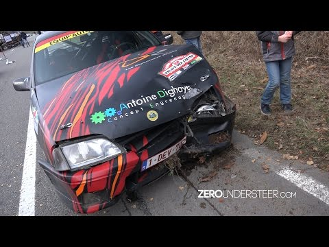Rallye des Cr?tes 2016 | Crash, Flames & Action