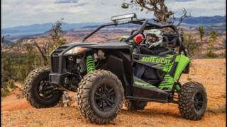 9. 2016 Arctic Cat Wildcat Sport XT EPS Black