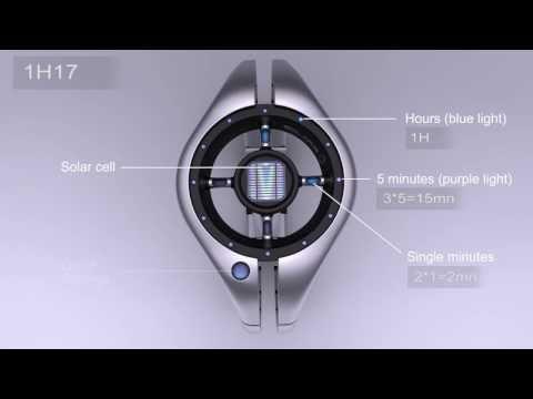 Reloj Solaris – Energía Solar de Lujo