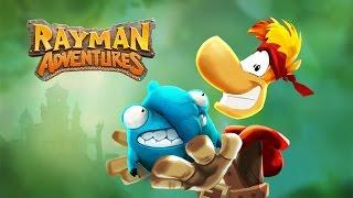 Rayman Adventures YouTube video