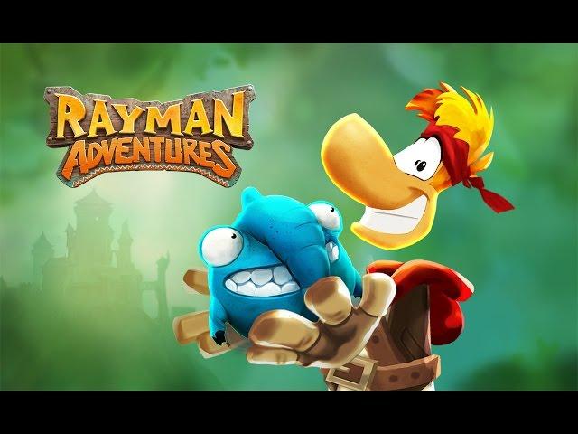 Rayman Adventures -- Promo Trailer