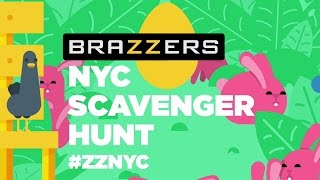 Brazzers is hiding free premium adult entertainment around NYC this April 15th! To participate go to Trendzz.com, complete our 'Naughty NYC' quiz testing your knowledge of native New York adult performers, safe sex, and dirty NYC history for a clue to find a Brazzers year-long membership.Take the quiz: www.trendzz.com on April 15th between 12:01am EST and 8:00pm EST.► To find out more regarding the Brazzers NYC Scavenger Hunt: http://bit.ly/2nAWe4Y--► For more fun stuff check us out - socially ;):FACEBOOKhttps://www.facebook.com/TrendzzOfficialINSTAGRAMhttps://www.instagram.com/trendzzofficialTWITTERhttps://twitter.com/TrendzzOfficial