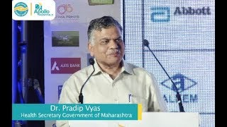 Dr. Pradip Vyas - Health Secretary Government of Maharashtra - 7th IPSC 2017