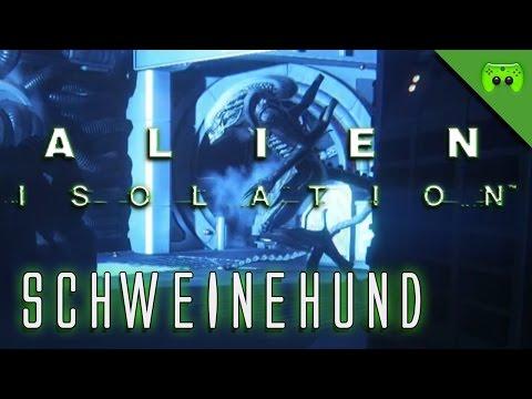 ALIEN ISOLATION # 25 - Schweinehund «» Let's Play Alien Isolation PC | Full HD