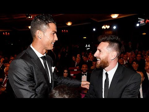 Cristiano Ronaldo & Lionel Messi ● Great Friends