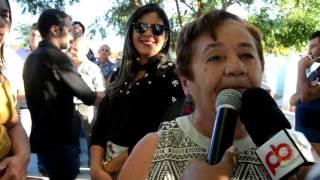 Inauguração da Quadra Poliesportivo Cachoeira dos Alves Vieropolis