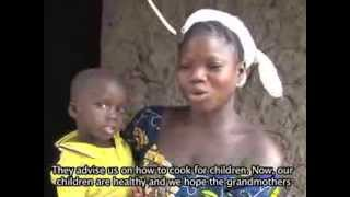 In many villages in Benin, malnutrition is a big problem, particularly affecting children. One out of three children under the age of...