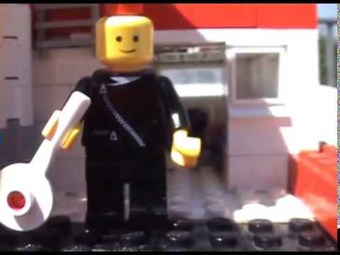 Lego Jaws The Director's Cut