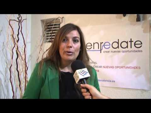 Celia Dominguez en Enrédate Alzira