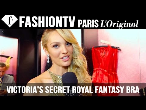 candice - http://www.FashionTV.com/videos PARIS - FashionTV heads to Herald Square in New York City to meet up with Victoria's Secret Angel Candice Swanepoel and check...