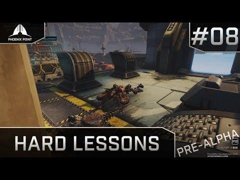 Phoenix Point - Pre Alpha Backer Build - Phoenix Point Gameplay - 08 (видео)