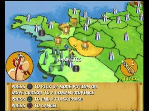 asterix playstation