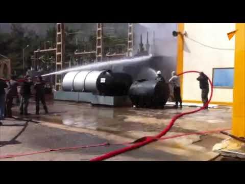 Video - Μπλακ άουτ σε όλη την Κρήτη από έκρηξη σε εργοστάσιο της ΔΕΗ