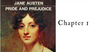 PRIDE AND PREJUDICE by JANE AUSTEN - CHAPTER 1 | Full Audio Book