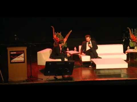 New Music Seminar Presents Sean Parker & Tom Silverman Q&A 2012