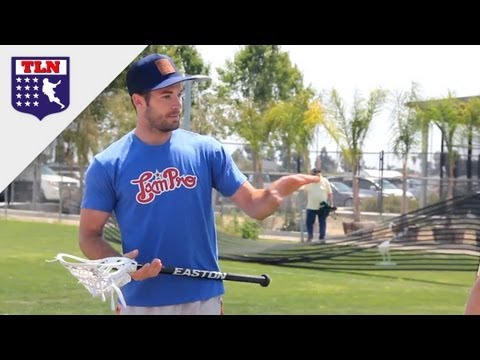 Lacrosse Stick Tricks with Mikey Powell_Lacrosse, NLL National Lacrosse League. NLL's best of all time