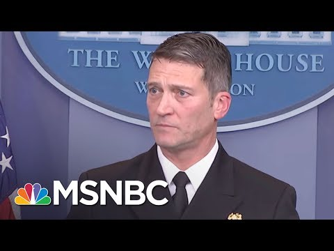 President Trump Shops For New Hires From TV And Small, Familiar Circle | Rachel Maddow | MSNBC