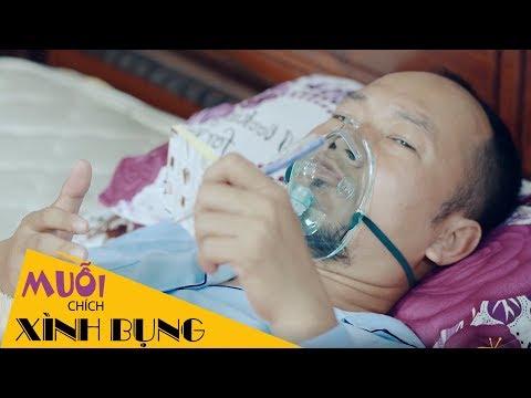 Hài 2018 Muỗi Chích Sình Bụng - Long Đẹp Trai, Huỳnh Nhu, Pong  Kyubi - Thời lượng: 12 phút.