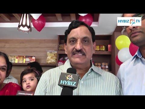 , Sudhakar Rao Polsani Chairman of Country Oven
