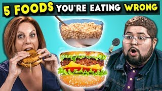 Video 5 Foods You're Eating Wrong #2 MP3, 3GP, MP4, WEBM, AVI, FLV Agustus 2019