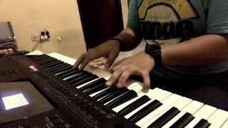 Bila Kulihat Bintang Gemerlapan - piano cover