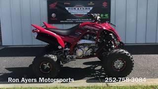 5. 2019 Yamaha Raptor 700R SE