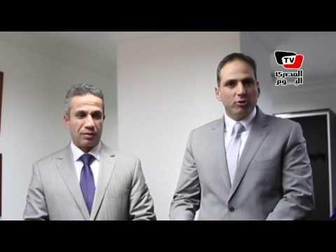 «المصري اليوم» تستقبل العقيد تامر الرفاعي «المتحدث العسكري» الجديد