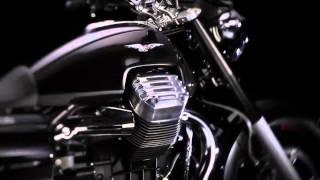 7. 2013 Moto Guzzi California 1400 Custom Official Video