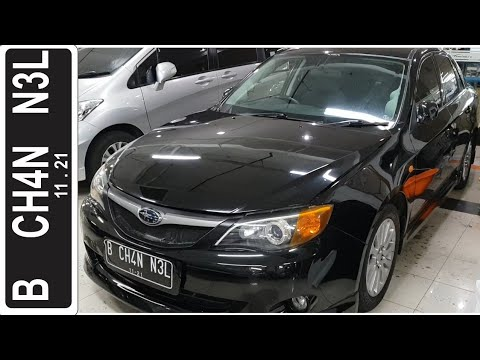In Depth Tour Subaru Impreza [GE] (2009) - Indonesia
