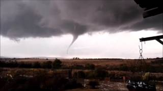 Magaliesburg South Africa  city pictures gallery : 'Tornado' Spotted in Magaliesburg, South Africa