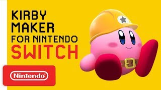 Kirby Maker for Nintendo Switch