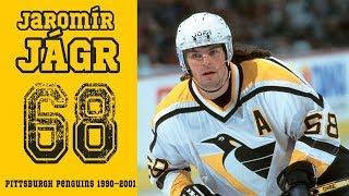 🏒 Jaromír Jágr - Pittsburgh Penguins 1990–2001 (1997)