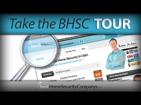 Best Home Security Companies 2014 | Security Reviews