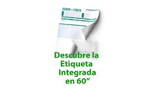 Etiqueta Integrada FORQUIMSA