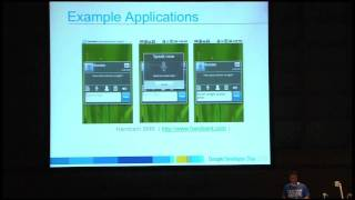 Google Developer Day 2010 Japan : 音声入力 API for Android