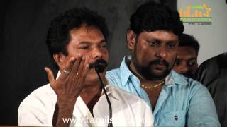 S Thanu at Kadhal Panchayathu Movie Audio Launch
